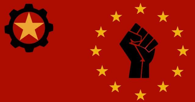 SOCIALIST FLAG